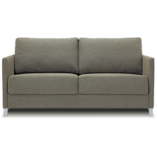 Elfin Queen Size Loveseat Sleeper