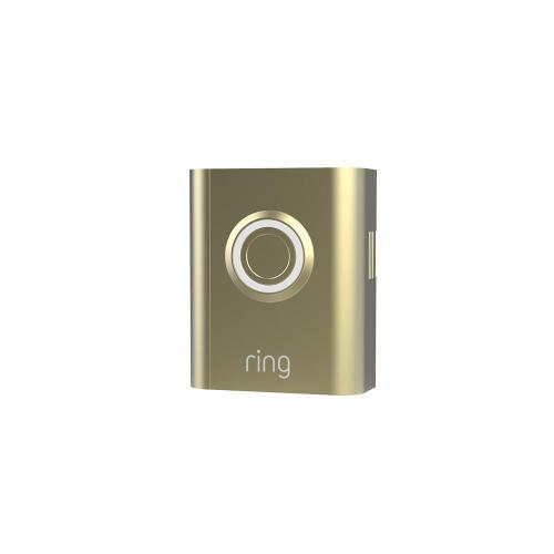 Interchangeable Faceplate (for Video Doorbell 3 and Video Doorbell 3 Plus) - Blue Metal: Ships 1/15 - 1/18