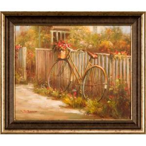 Bicycle III 16x20
