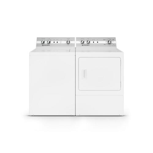 Speed Queen - DC5 Sanitizing Electric Dryer with Extended Tumble  Reversible Door  5-Year Warranty