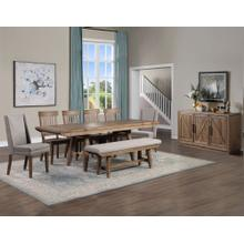 View Product - Riverdale 5-Piece Dining Set (Dining Table & 4 Side Chairs)