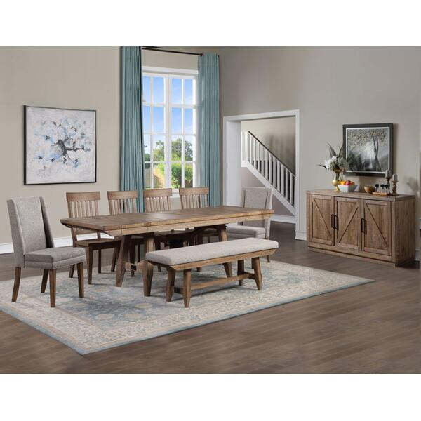 See Details - Riverdale 5-Piece Dining Set (Dining Table & 4 Side Chairs)