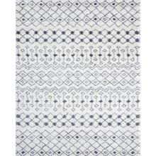 Atlanta Shag - ATL1117 Cream Rug