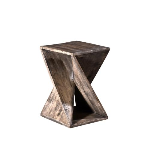 Bengal Manor Twist End Table