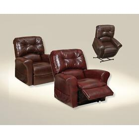 "Power Lift ""Lay Flat"" Recliner - Bourbon"