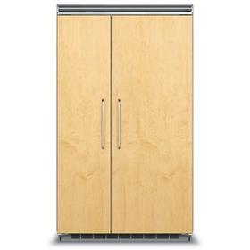 "48"" Custom Panel Side-by-Side Refrigerator/Freezer - FDSB5483 Custom Panel"