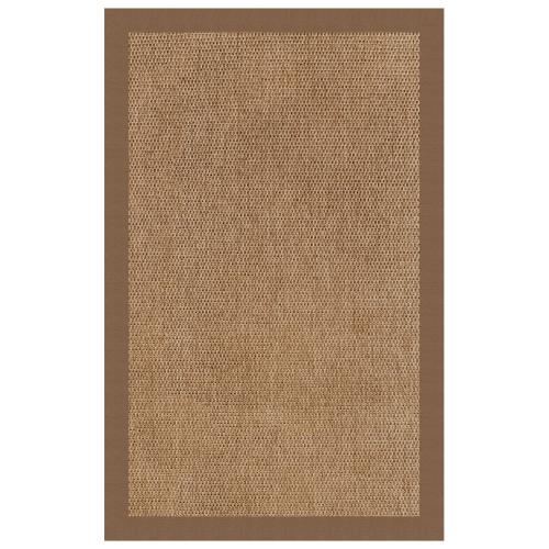 """Islamorada-Basketweave Canvas Cocoa - Misc. - 12"""" x 12"""""""