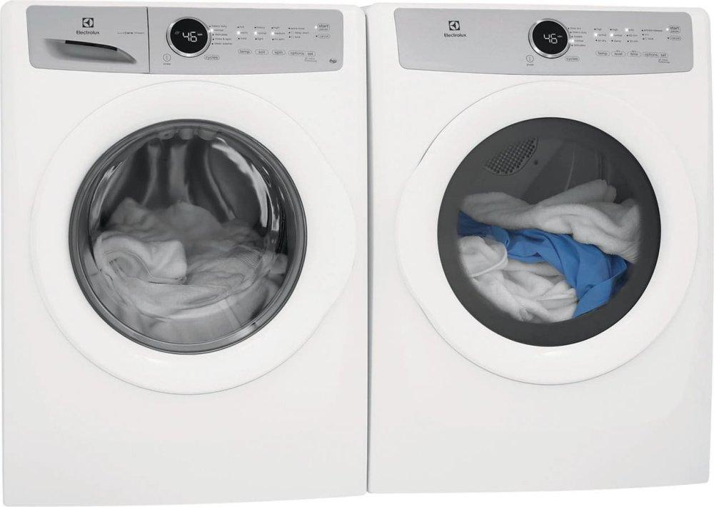 Front Load Electric Dryer with 5 cycles - 8.0 Cu. Ft. Photo #5