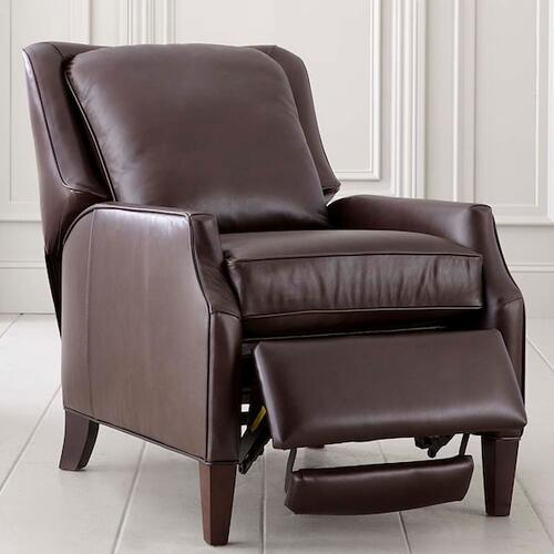 Bassett Furniture - Kent Leather Recliner