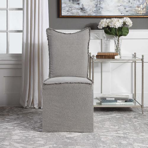 Narissa Armless Chair, 2 Per Box