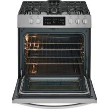 See Details - Frigidaire 30'' Front Control Gas Range