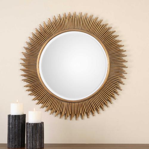 Marlo Round Mirror