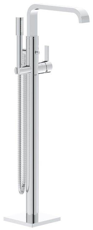 Allure Floor Standing Tub Filler Product Image