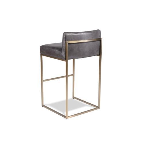 Taylor King - Maxwell Bar Stool - Bronze