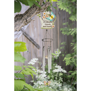 Windchimes - Watering Cans (6 pc. ppk.)