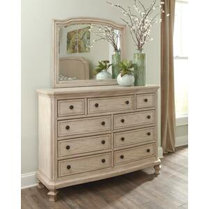 Gallery - Dresser with Mirror