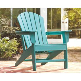 Sundown Treasure Adirondack Chair Turquoise