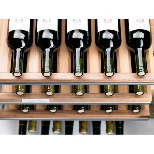 "24"" Wine Storage Unit (Integrated, right-hinge)"