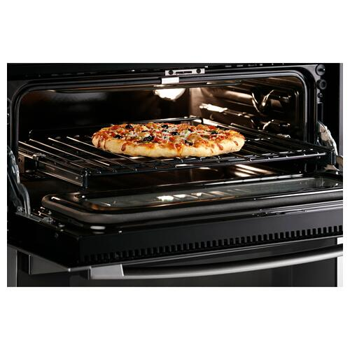 """GE Appliances - GE Profile™ 30"""" Smart Built-In Twin Flex Convection Wall Oven"""
