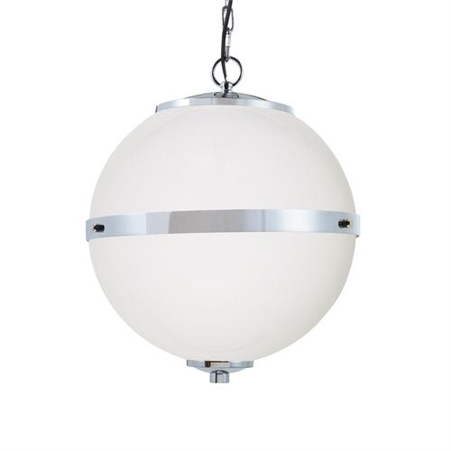 """Imperial 17"""" Hanging Globe"""