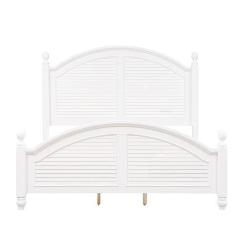 Liberty Furniture Industries - Queen Poster Bed