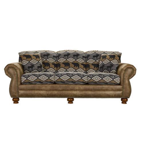 Two-Tone Sofa