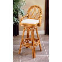 New Twist Bar Stool 24in