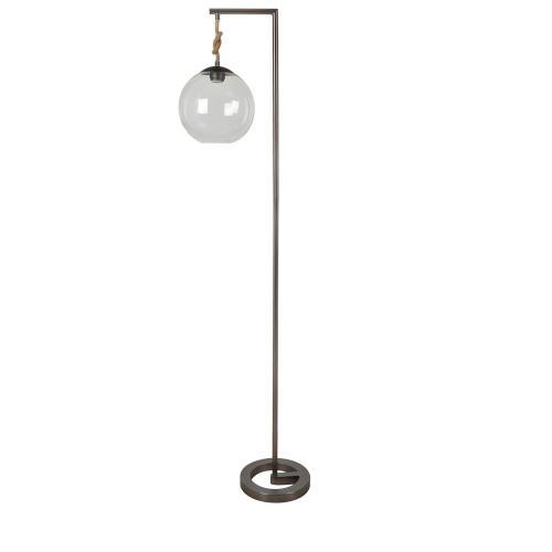 Crestview Collections - Brooks Floor Lamp