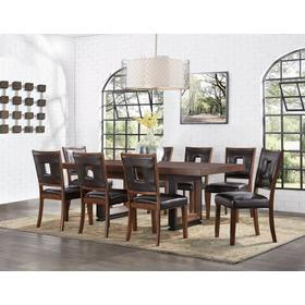 Toulon 9 Piece Set(Table & 8 Side Chairs)