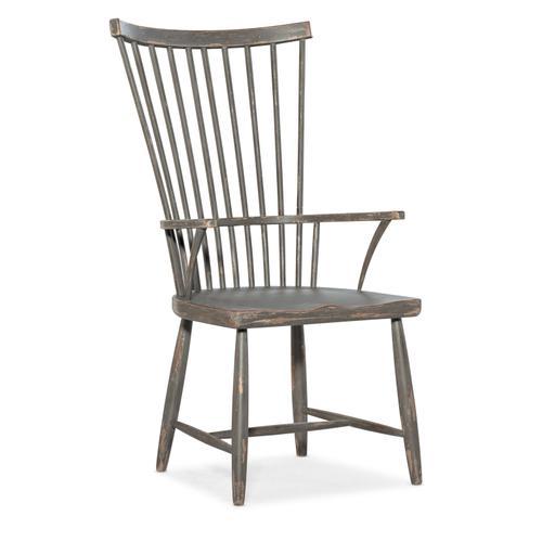 Alfresco Marzano Windsor Arm Chair - 2 per carton/price ea