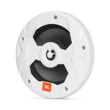 "See Details - Club Marine MS8LW 8"" (200mm) two-way marine audio speaker with RGB lighting - White"