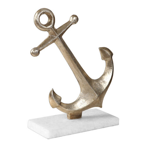 Drop Anchor Sculpture