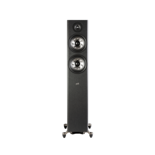 FLOORSTANDING LOUDSPEAKER in Black