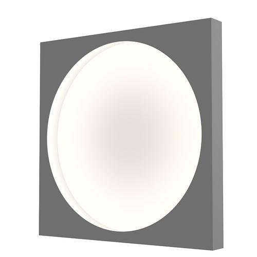 "Sonneman - A Way of Light - Vuoto LED Mount [Size=20"", Color/Finish=Dove Gray]"