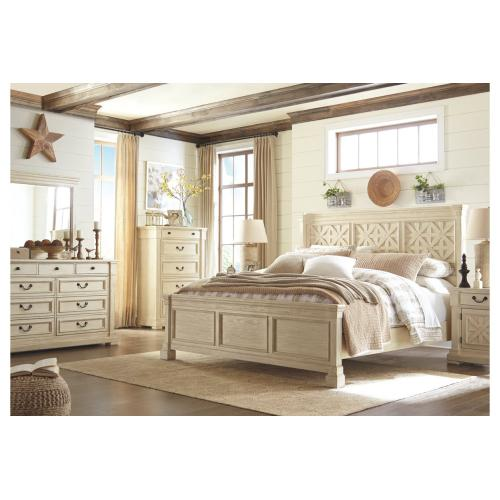 Bolanburg Five Drawer Chest Antique White