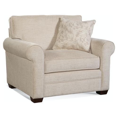 Braxton Culler Inc - Bedford Chair and Ottoman