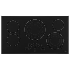 "Cafe36"" Touch-Control Electric Cooktop"