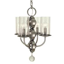 4-Light Compass Mini Chandelier