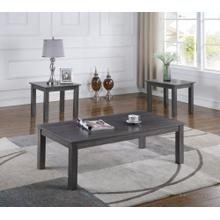 6618 3PC Contemporary Table SET