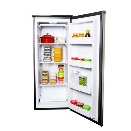Danby Canada - Danby Designer 8.5 cu ft Upright Freezer in Slate Black