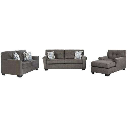 Ashley - Sofa, Loveseat and Chaise