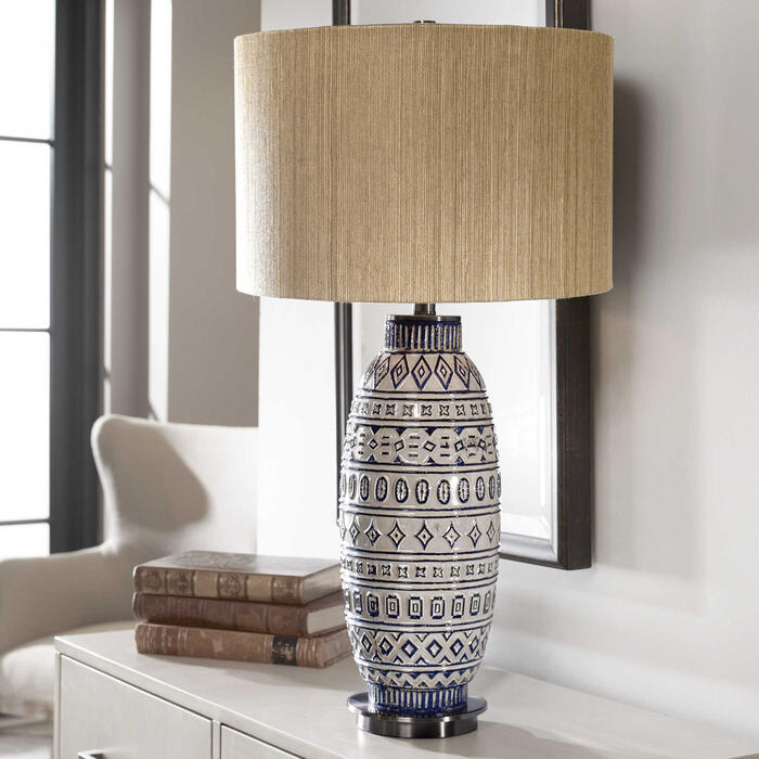Uttermost - Lokni Table Lamp