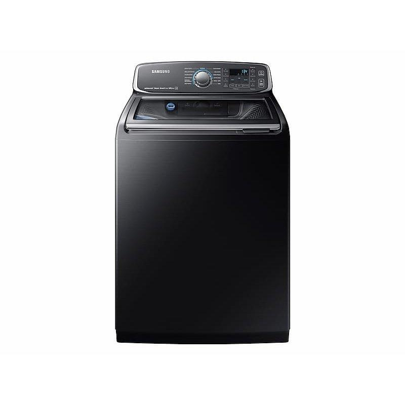 5.2 cu. ft. activewash(TM) Top Load Washer in Black Stainless Steel