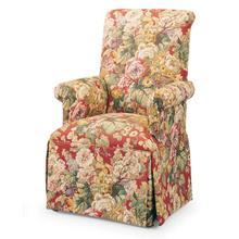 Gina Arm Dining Chair - 29 L X 27 D X 42 H