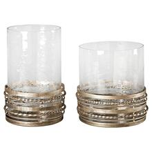 Obaida Candle Holder (set of 2)