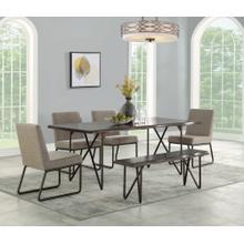 Shadow 6-Piece Dining Room Set