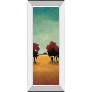 """""""A New Day I"""" By Angelina Emet Mirror Framed Print Wall Art"""