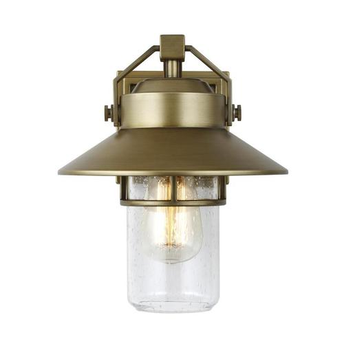 Boynton Small Lantern Painted Brushed Steel