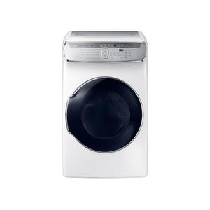 Samsung7.5 cu. ft. Smart Electric Dryer with FlexDry™ in White