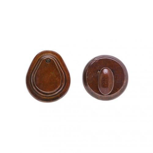 TEAR DROP DEAD BOLT - DB506 Silicon Bronze Rust
